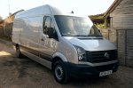 VW Crafter LWB Refrigerated CR35 2.0 TDi 109 LOW MILES