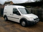 Ford Transit Connect LWB Dog Van - Air Con High Spec