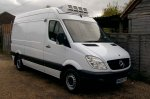 Mercedes Benz 311 CDi Sprinter MWB Refrigerated Fridge Freezer